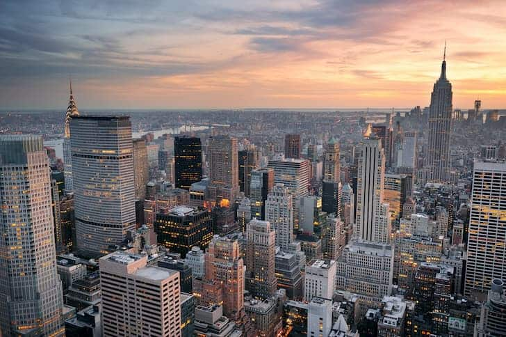 photo-new-york-city-sunset-urbanization-sprawl
