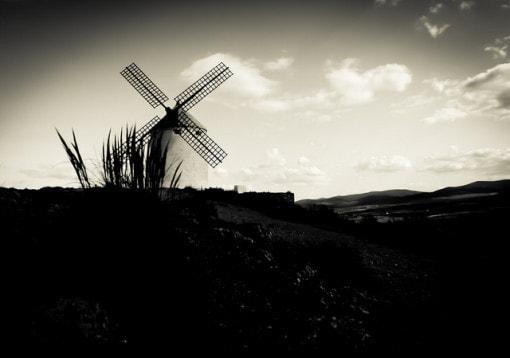 windmills-in-Don-Quixot