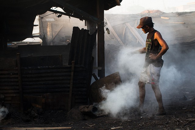 smoke-due-to-people-making-charcoal