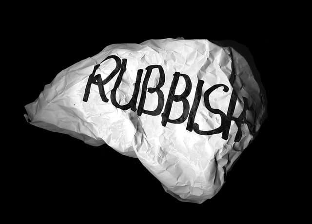 paper-waste-font-handwritten-rubbish