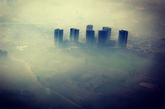 air pollution delhi