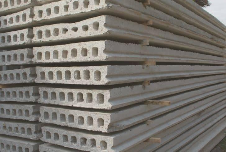 Precast Concrete Slabs