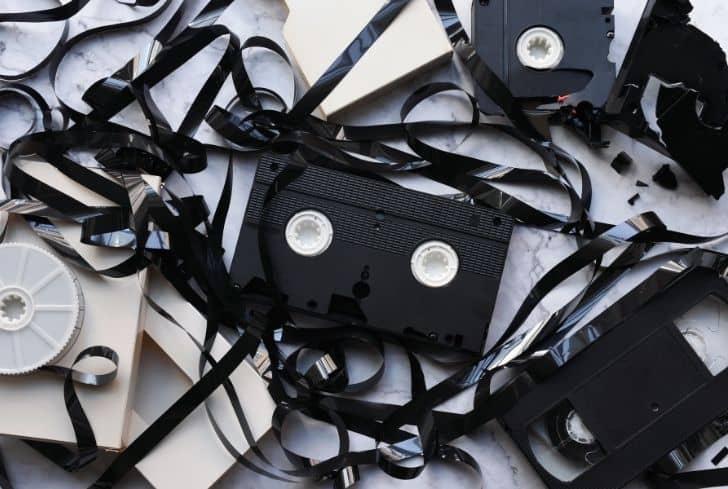 VHS-tape